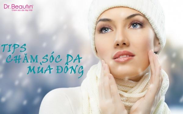 Bí quyết chăm sóc da khi thời tiết chuyển sang mùa lạnh