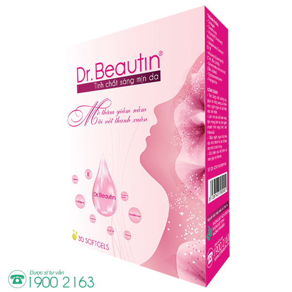 TINH CHẤT SÁNG MỊN DA Dr.BEAUTIN